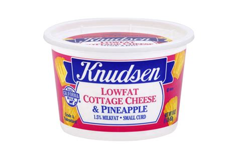 Cottage Cheese Knudsen by Knudsen Cottage Cheese Low Pineapple Kraft Recipes