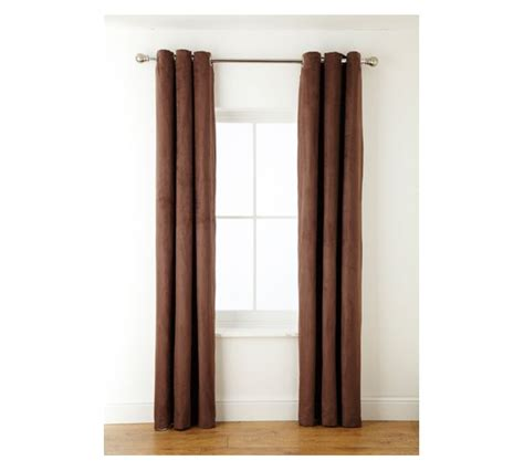 grey suedette curtains buy collection suedette lined curtains 168x137cm