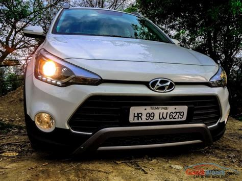 2018 Hyundai i20 Active Looks Sportier and Aggressive in