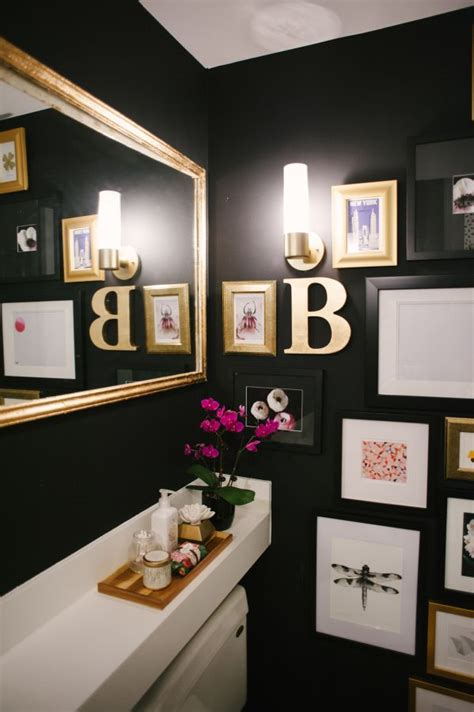 black bathroom decorating ideas beautiful best 25 black bathroom decor ideas on pinterest