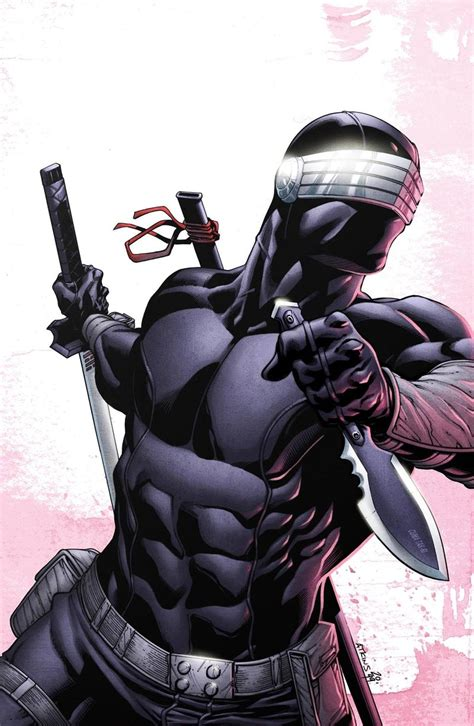 snake eyes cover 5 colors by robertatkins on deviantart