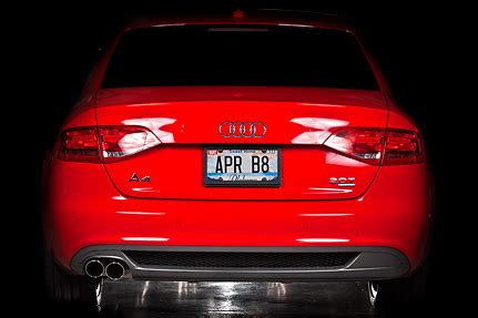 audi a5 apr apr rsc performance exhaust system b8 a4 a5 2 0 tfsi