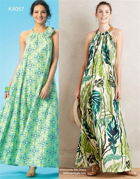 sewing pattern maxi dress sew the look the easiest comfiest and chicest maxi dress