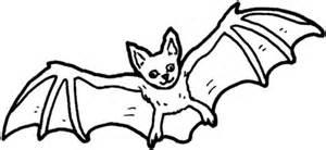 desenho de morcego voando para colorir desenhos para