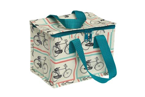 Lunch Bag Foil Inside bicycle riders foil lined lunch bag cyclemiles