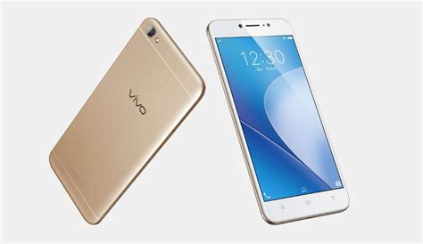 Vivo V5 Lite 3gb 32gb Crown Gold vivo v5 lite with 16mp front spotted for rs 15 980