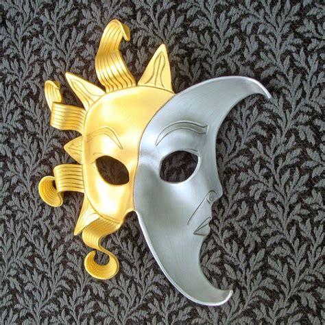 Moon Mask original sun and moon mask by merimask jpg