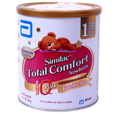 Similac Total Comfort 1 by Sữa Similac Total Comfort Số 1 360g