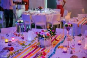 decoration mariage theme couleurs