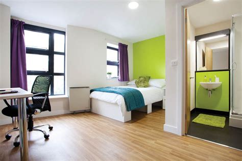 1 bedroom student flat manchester ladybarn house