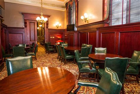 Senate Dining Room by Secrets Of The Pennsylvania Capitol 17 Views That Aren T