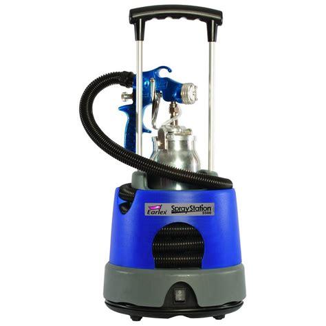 home depot winnipeg paint sprayer earlex spray station 5500 hvlp paint sprayer 0hv5500us