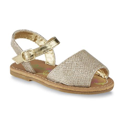toddler gold sandals petalia toddler s polly gold sandal shoes baby