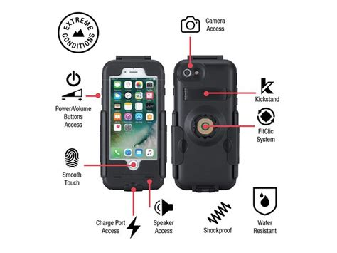r iphone 7 waterproof bike console waterproof for iphone 7 plus with ram 1 quot