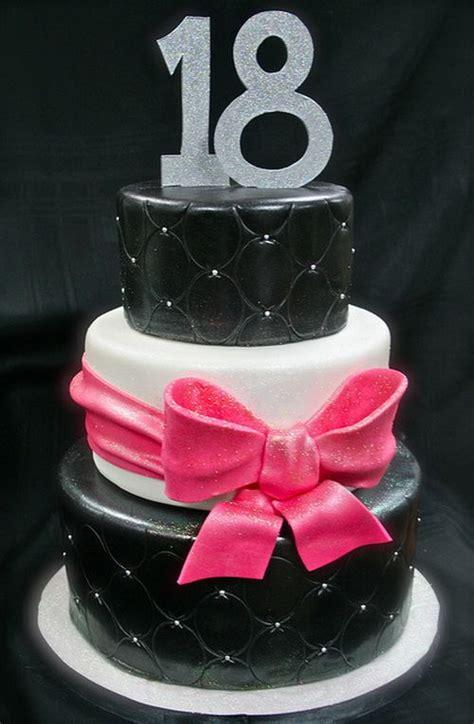 18th Birthday Cakes by 18th Birthday Cake Ideas Birthday Cakes Cake