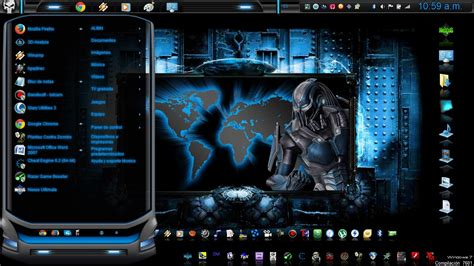 themes para pc windows 7 instalar temas a windows 7 mac taringa