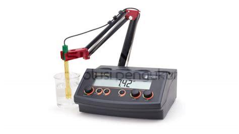 Macam Alat Ukur Ph alat ukur ph air instrument hi2209 solusi pengukuran