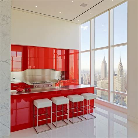 red kitchen decor kitchen design ideas red kitchen house interior