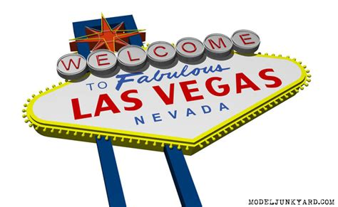image gallery las vegas sign template