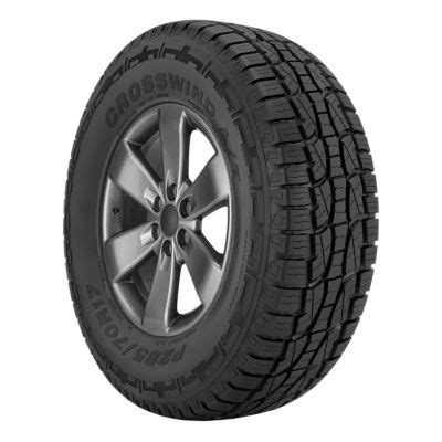 crosswind  xr big  tires carries