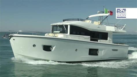 distances by boat ita cranchi eco trawler 53 long distance prova