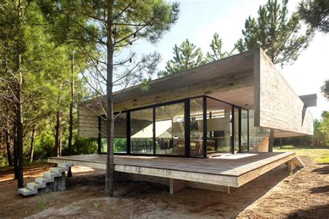 house of j s j house house built entirely out of exposed concrete with minimalist interior