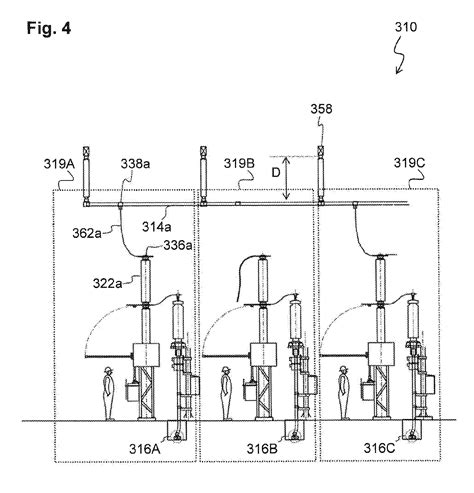 sectional clearance in switchyard patent ep2408075a1 air insulated switchgear google patents