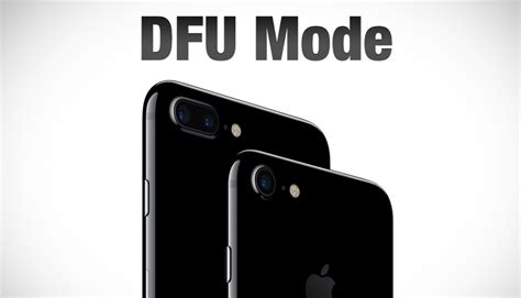 iphone mode how to put iphone or in dfu mode step by step