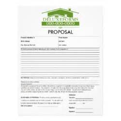 Business Proposal Letterhead roofing business letterhead custom roofing business