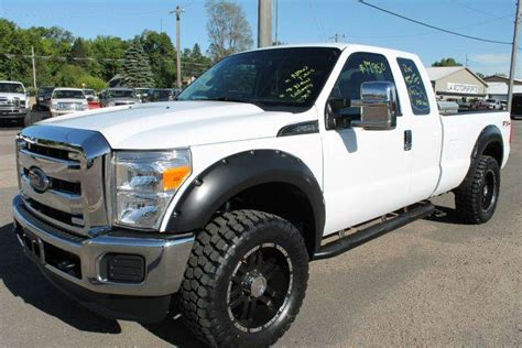 2011 Ford F 250 Super Duty 4x4 XL 4dr SuperCab 8 ft. LB