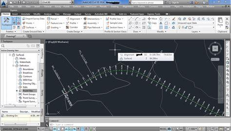 design criteria editor civil 3d autocad civil 3d alignment horizontal safety on