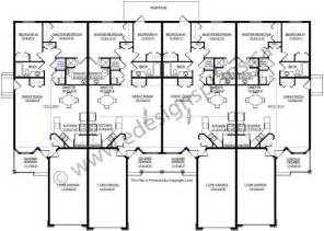 4 Plex Floor Plans by 4 Plex Plan 2011583 By Edesignsplans Ca
