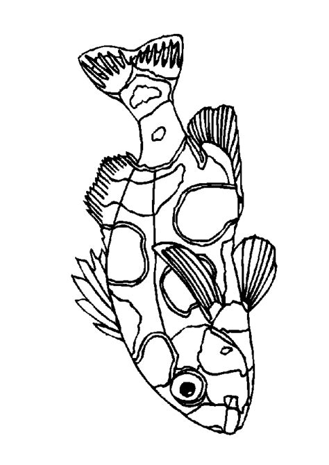 scary fish coloring pages free coloring pages of scary wolf photos