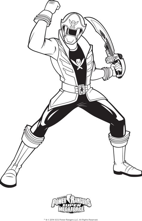 power rangers megaforce coloring pages printable get this power rangers megaforce coloring pages printable