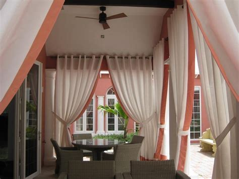 how to make outdoor curtains outdoor patio curtains design jacshootblog furnitures