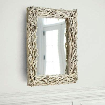 driftwood bathroom mirror driftwood mirror home decor pinterest