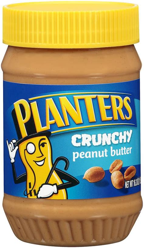 Planter Peanut Butter by Planters Peanut Butter Crunchy Global Exporter