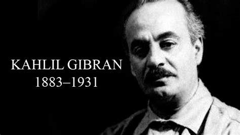 Kahlil Gibran Peri Pemikat filosofi cinta inovasee