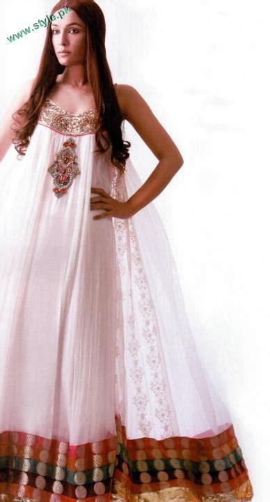 latest wedding dresses for girls 2011 2012 7 style pk