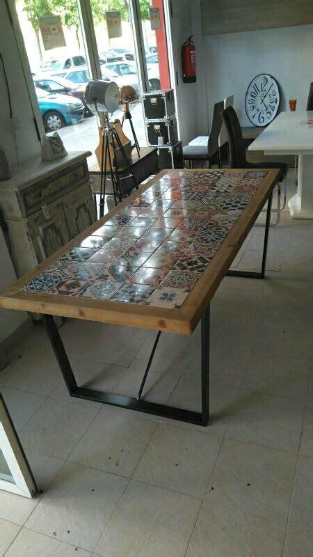 mesa vintage de segunda mano por  en aldaia en