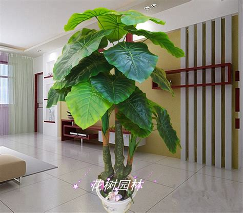 artificial house plants living room artificial plants jade guanyin living room decoration large bonsai artificial tree