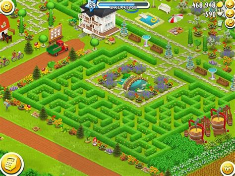design hay day terbaik best ideas about hay day farms hedge mazes and hayday on