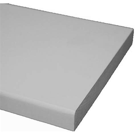 primed mdf board common 11 16 in x 1 1 2 in x 10 ft