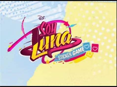 soy luna games soy luna sticker game spot www soylunastickergame com