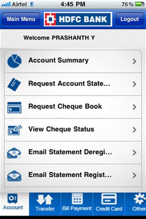 official website of hdfc bank netbanking hdfc bank releases an app for the iphone windows phone