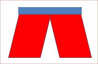 Celana Math mengetahui ukuran celana pas atau tidak pada pinggang tanpa mencobanya de eka