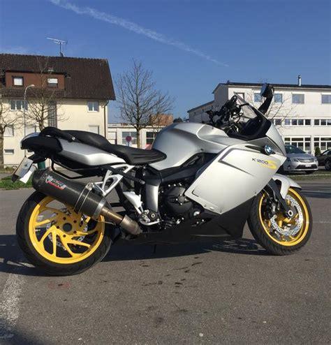 Sport Motorrad Mit Kardan by Motorrad Bmw K1200s Sporttourer Mit Kardan In