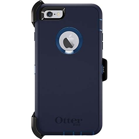 Promo Otterbox Defender Series Iphone 6 6s Indigo Harbor certified refurbished apple otterbox defender series and holster for apple iphone 6 6s 4