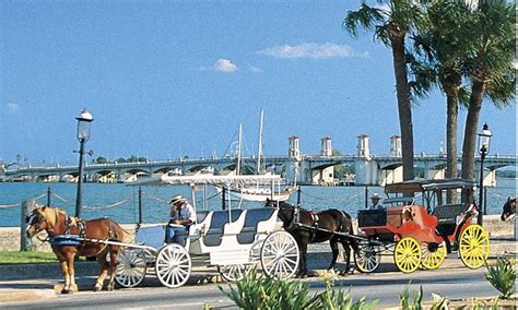 St Augustine, FL   People I've seen. Places I've been.   Pinterest   Florida, Horses and Bridges