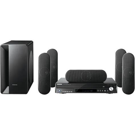 samsung ht x70t home theater system 1200w ht x70t b h photo